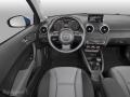 2017 Audi Q1 Interior