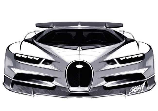 2017 Bugatti Chiron Concept Price Release Date Review