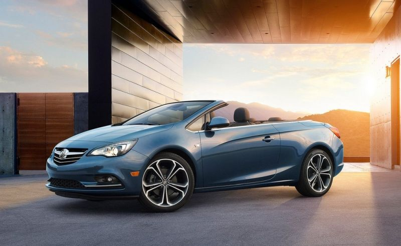 Maserati Alfieri Release Date >> 2017 Buick Cascada Review, Price, Release date, MSRP, Changes