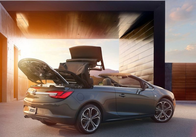 2017 buick cascada review price release date msrp changes. Black Bedroom Furniture Sets. Home Design Ideas