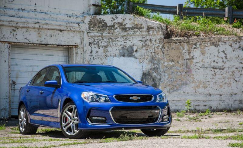 2017 Chevrolet SS Sedan, Review, Price, Engine, Specs,