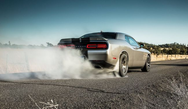 2017 Dodge Challenger Hellcat Colors Pictures Specs Release