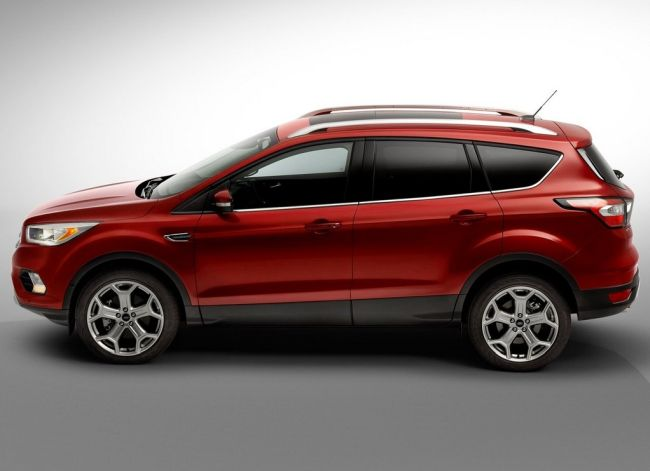 2017 Ford Escape Review, MPG, Release date, Colors, Pictures
