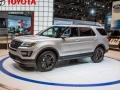 2017 Ford Explorer Auto Show