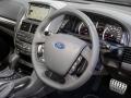 2017 Ford Falcon XR8 Dashboard