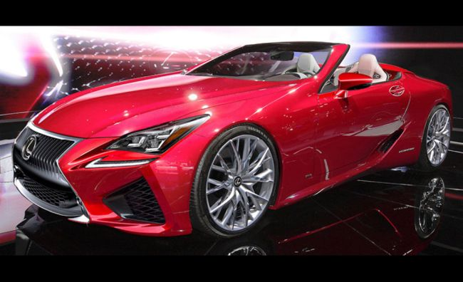 2017 Lexus SC Review, Pictures, Coupe, Convertible