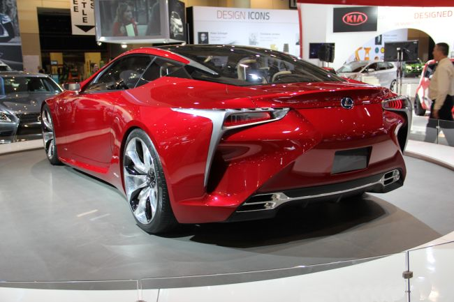 2017 Lexus Sc Review Pictures Coupe Convertible