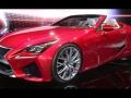 2017 Lexus SC Convertible