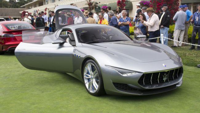 Maserati alfieri release date in Melbourne