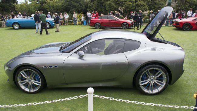 Maserati alfieri release date in Australia