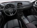 2017 Mazda 3 Dashboard