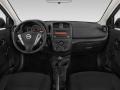 2017 Nissan Versa Dashboard