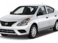 2017 Nissan Versa Exterior