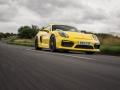 2017 Porsche Cayman GT4 Exterior