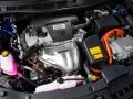 2017 Toyota Camry Hybrid Engine