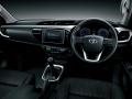 2017 Toyota Hilux Dashboard