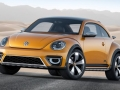 2017 Volkswagen Beetle Dune Featured
