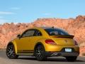 2017 Volkswagen Beetle Dune Rear Left Side