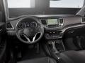 2017 Hyundai Tucson Dashboard