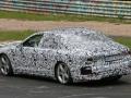 2018 Audi A8 Rear Left Side
