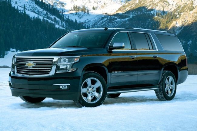 2018 Chevrolet Suburban Rst Pictures Release Date Price