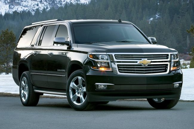 2018 Chevrolet Suburban RST, Pictures, Release date, Price