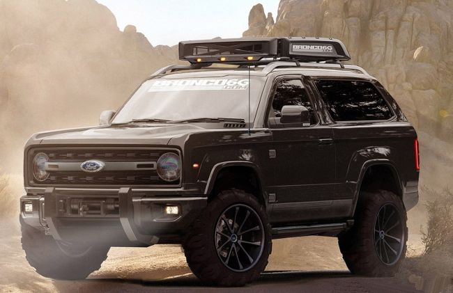 Ford Bronco 2017 Price >> 2018 Ford Bronco Price, Release date, Specs, MSRP, Interior
