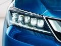 2018 Acura ILX headlights