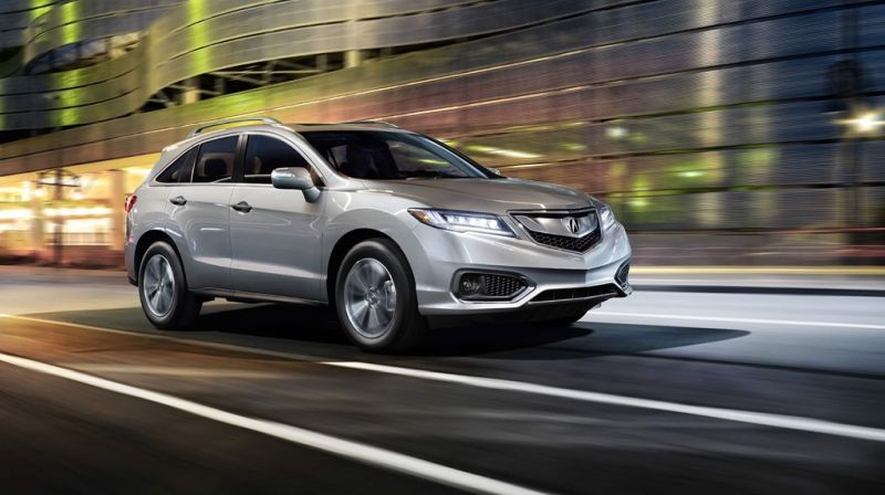 2018 acura rdx release date news photos price changes redesign. Black Bedroom Furniture Sets. Home Design Ideas