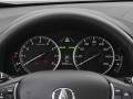 2018 Acura RDX speedometer