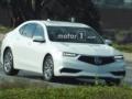 2018 Acura TLX design