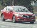 2018 Acura TLX profile
