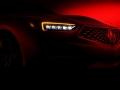 2018 Acura TLX teaser