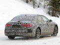 2018 Audi A8 rear end