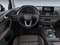 2018 Audi Q5 dashboard