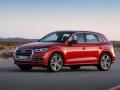 2018 Audi Q5 design