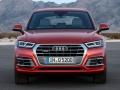 2018 Audi Q5 front close up