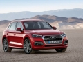 Design of 2018 Audi Q5