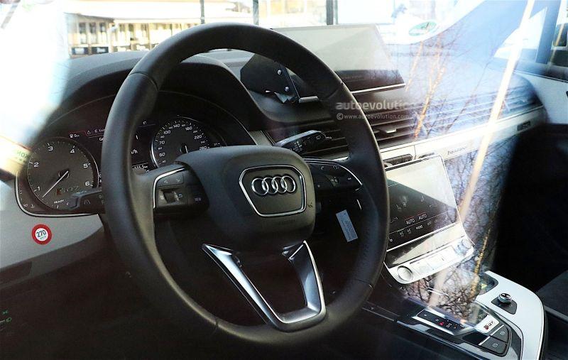 2018 Audi Q8 Price Release Date Concept Interior Photos