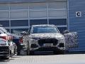2018 Audi Q8 front end