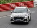 2018 Audi Q8 front