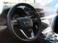 2018 Audi Q8 steering wheel