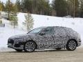 2018 Audi Q8 Spy photo - handling