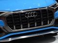 2018 Audi Q8 grille