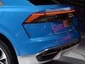 2018 Audi Q8 trunk