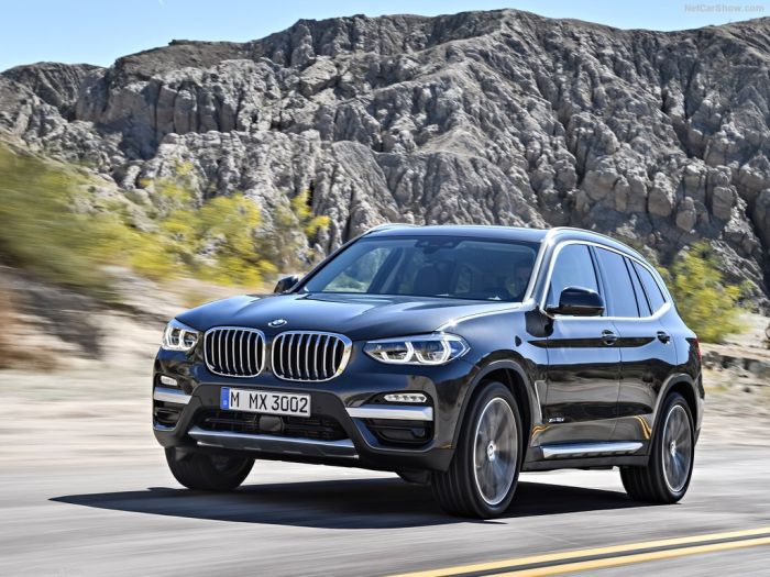 2018 Bmw X3 Release Date Price Interior Next Generation