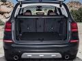 2018 BMW X3 cargo