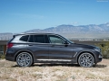 2018 BMW X3 side
