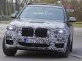 2018 BMW X3 handling