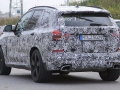 2018 BMW X3 rear